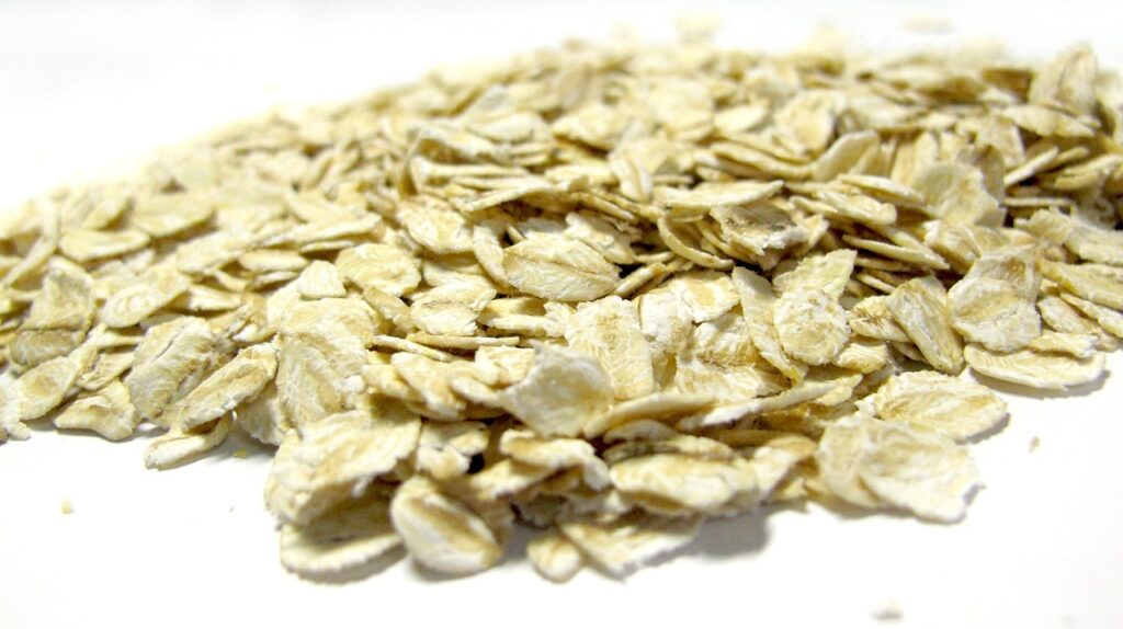 Oats for skin related problem